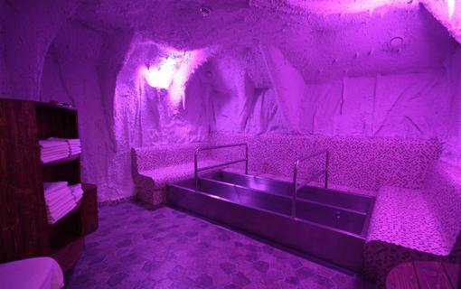 Hotel Bajkal Kneippova jeskyně