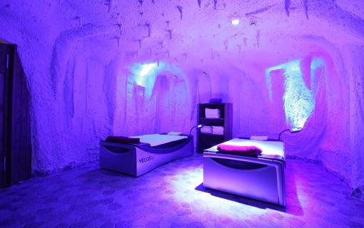 Hotel Bajkal Aroma jeskyně