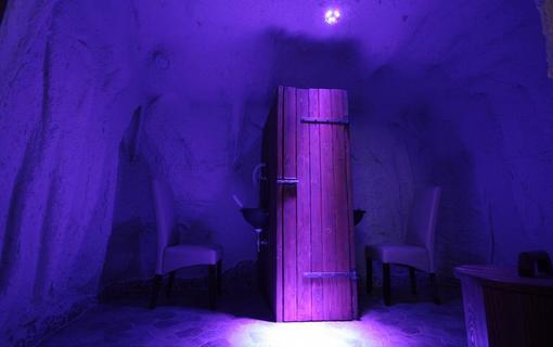 Hotel Bajkal Inhalační jeskyně