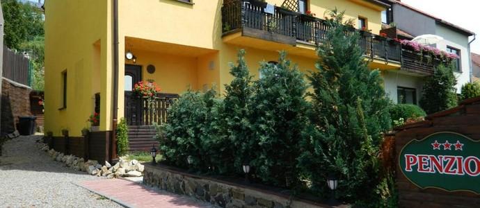 Apartmány Wendy Jedovnice