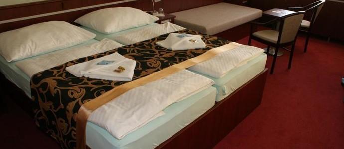 Wellness Hotel Panorama-Blansko-pobyt-Spa pobyt