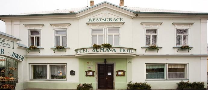 Hotel ŠUMAVA Vyšší Brod