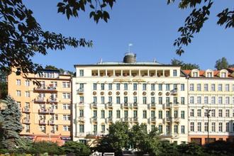 Karlovy Vary-Interhotel CENTRAL
