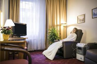 Karlovy Vary-pobyt-Lázeňská léčba s plnou penzí