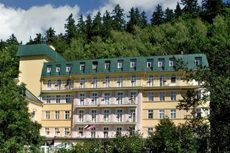 Spa hotel Vltava Mariánské Lázně