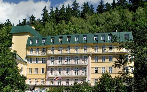 Klasický léčebný pobyt-Vltava Ensana Health Spa Hotel 1154649617