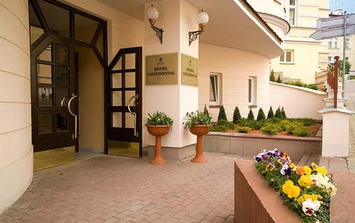 Hotel Continental 1151299183