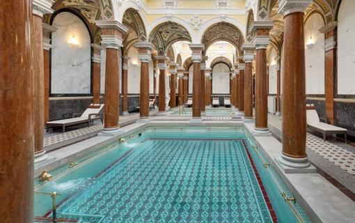 Hvězda – Imperiál Ensana Health Spa Hotel Římské lázně