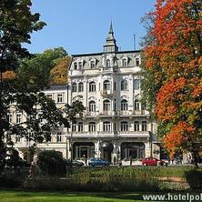 Hotel Polonia Mariánské Lázně