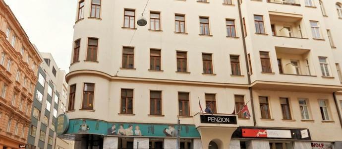 Penzion Dvořákova Brno 1137330851