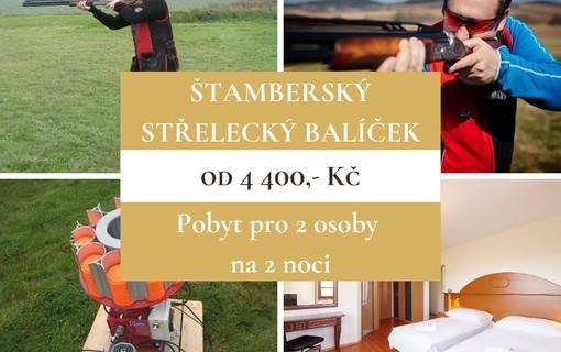 Štamberský střelecký pobyt-Hotel Štamberk 1153860871