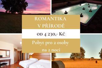 Načeradec-pobyt-Romantika v přírodě