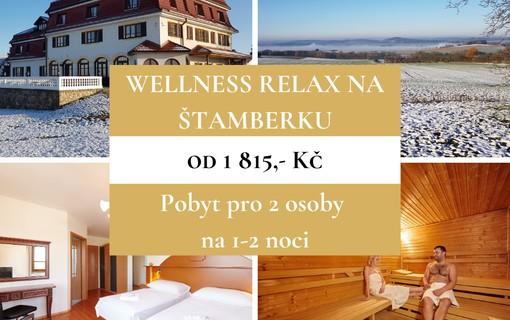 Wellness relax na Štamberku na 1 noc-Hotel Štamberk 1153860877