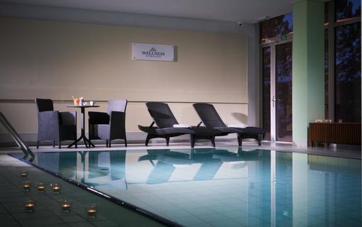 OREA Resort Santon Brno bazén