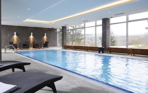 OREA Resort Santon Brno bazen SANTON