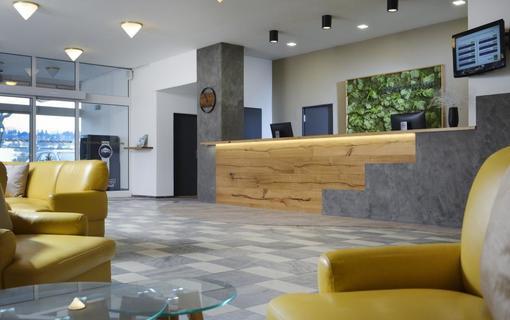 OREA Resort Santon Brno recepce