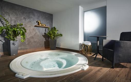 OREA Resort Santon Brno whirlpool
