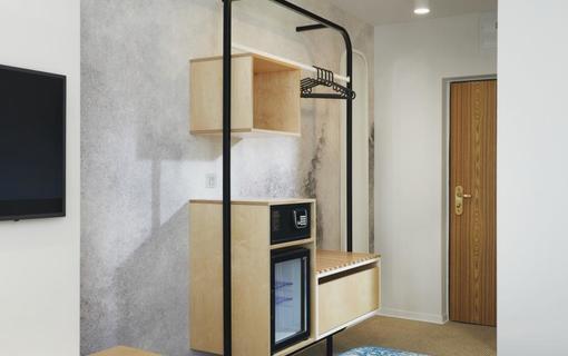 OREA Resort Santon Brno Deluxe pokoj