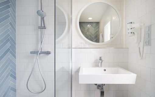 OREA Resort Santon Brno Deluxe koupelna