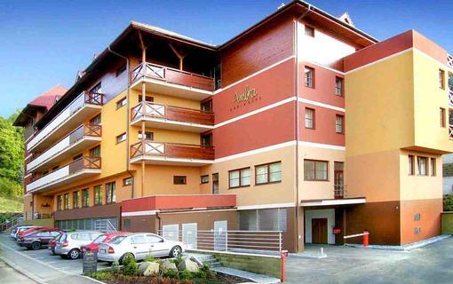 Wellness hotel Ambra