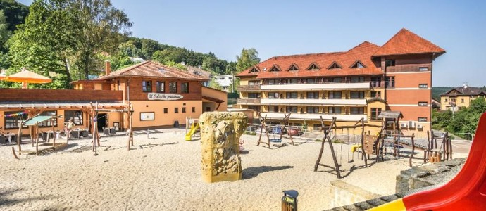 Wellness hotel Ambra Luhačovice 1137074021
