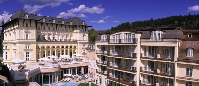 Falkensteiner Hotel Grand MedSpa Marienbad Mariánské Lázně