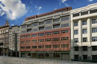 Hotel Majestic Plaza Praha