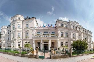 Františkovy Lázně-MONTI SPA HOTEL