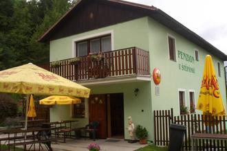 Penzion a hospůdka u Štěpánků Trpišovice