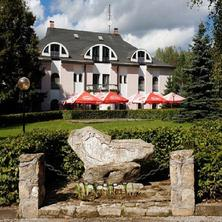 Lesní hotel Peršlák Nová Bystřice