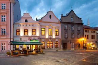 Hotel Concertino Zlatá Husa Jindřichův Hradec