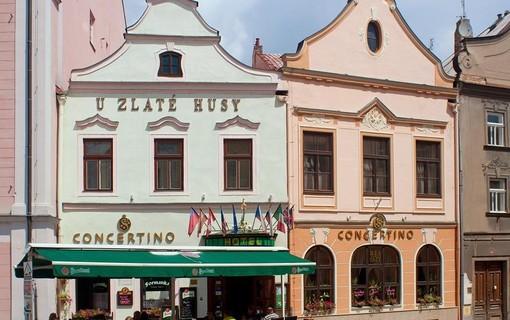 TOP RELAXACE v jižních Čechách - 21 %-Hotel Concertino Zlatá Husa 1157483313