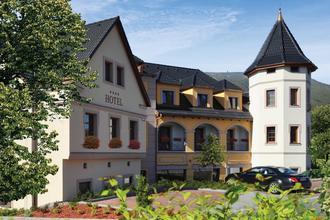 Wellness hotel Zlatá Lípa Děčín