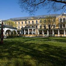 Lázeňský hotel BELVEDERE - Františkovy Lázně