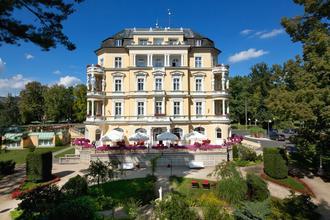 Františkovy Lázně-Hotel Imperial Superior