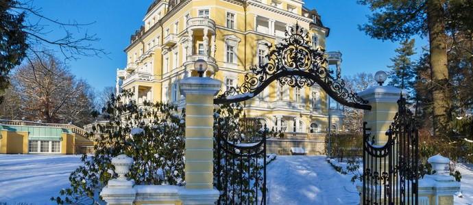 Hotel Imperial Superior Františkovy Lázně 1128643669