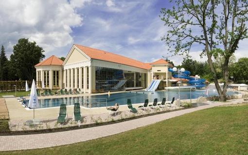 Spa Resort PAWLIK - AQUAFORUM Exteriér Aquaforum