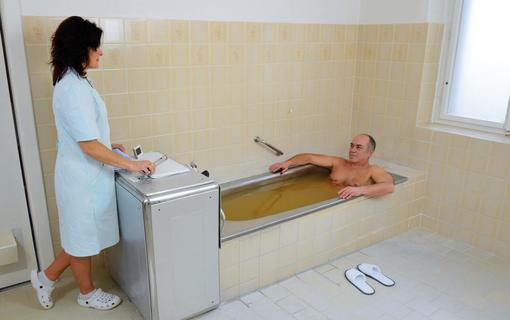 Spa Resort PAWLIK - AQUAFORUM Procedury - uhličitá koupel