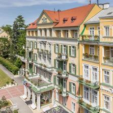 Lázeňský hotel PAWLIK - AQUAFORUM Františkovy Lázně