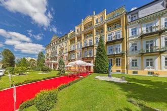 Františkovy Lázně-Spa Resort PAWLIK - AQUAFORUM