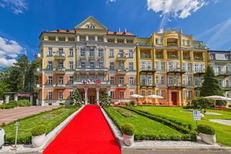 Lázeňský hotel PAWLIK - AQUAFORUM Františkovy Lázně 45597156