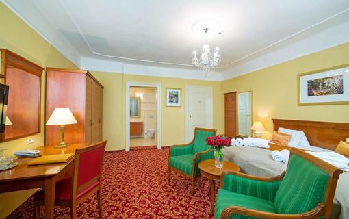 Spa Resort PAWLIK - AQUAFORUM Superior - A 1/2 - PAWLIK