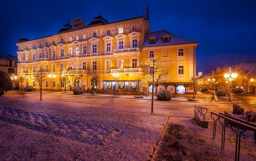 Vánoční týden-Lázeňský hotel SAVOY 1155227961