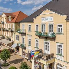 Lázeňský hotel GOETHE - Františkovy Lázně
