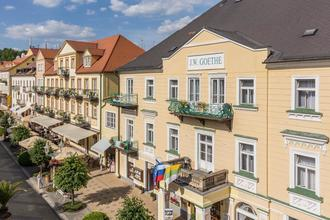 Lázeňský hotel GOETHE Františkovy Lázně