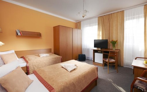 Krátkodobý pobyt VITAL-Lázeňský hotel GOETHE 1155086825