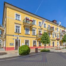 Lázeňský hotel Tři lilie Františkovy Lázně