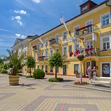 Boutique & Spa Hotel Tři lilie Františkovy Lázně