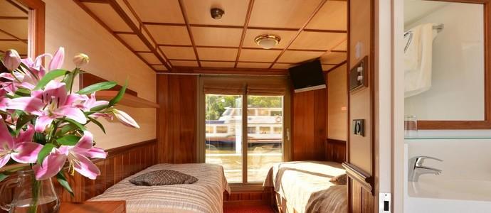 FLORENTINA BOAT hotel-Litoměřice-pobyt-Romantický pobyt na Florentina Boat Litoměřice