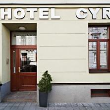 Vstup do Hotelu